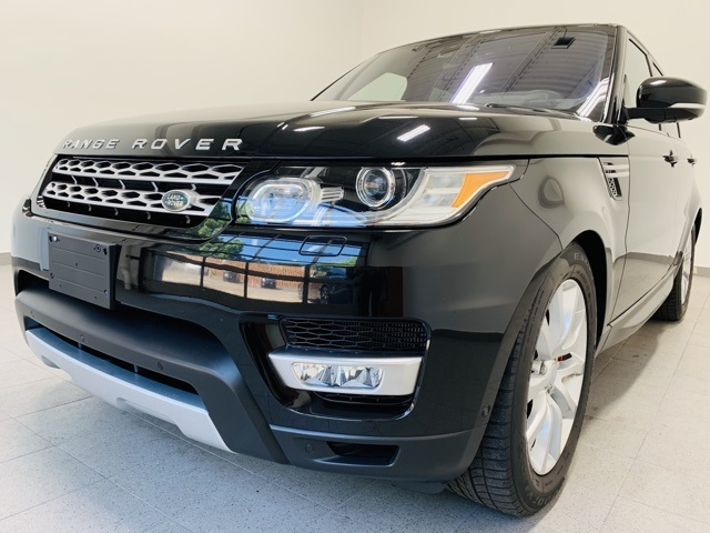 Pre-Owned 2016 Land Rover Range Rover Sport 5.0L V8 Supercharged