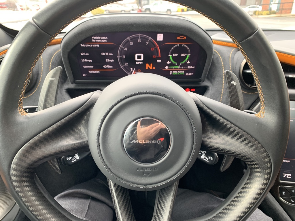 Pre-Owned 2018 McLaren 720S Performance