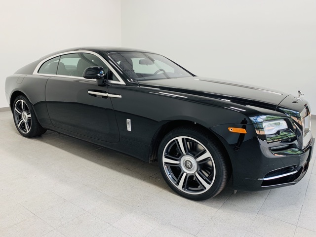 Pre-Owned 2018 Rolls-Royce Wraith Base