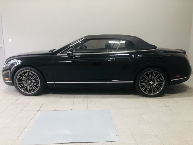 Pre-Owned 2010 Bentley Continental GTC Speed