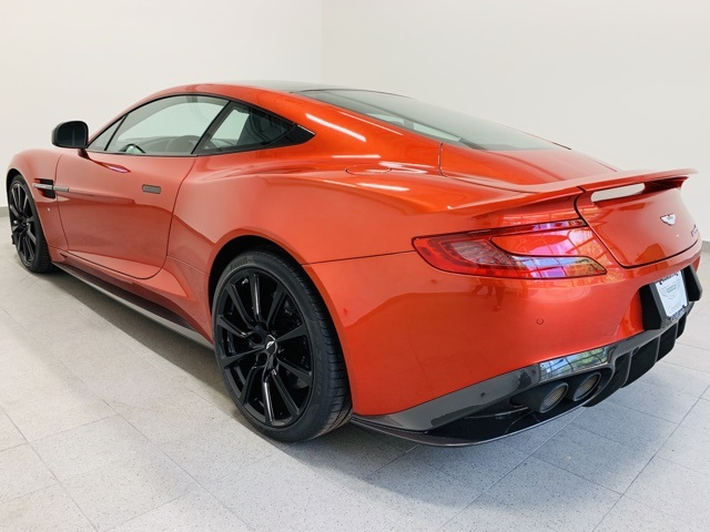 Pre-Owned 2018 Aston Martin Vanquish S