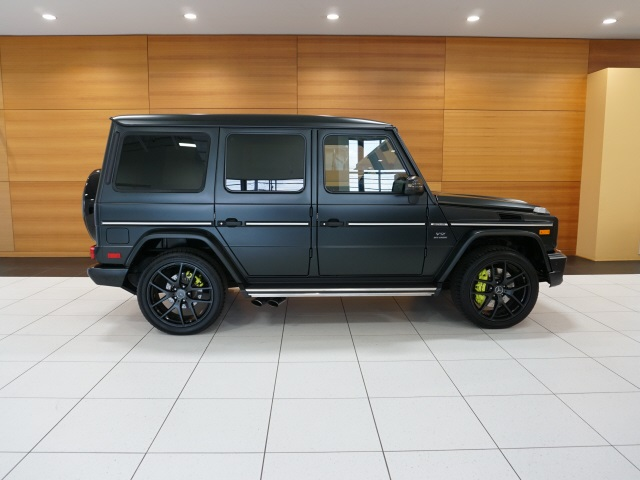 Pre-Owned 2016 Mercedes-Benz G-Class G 65 AMG®