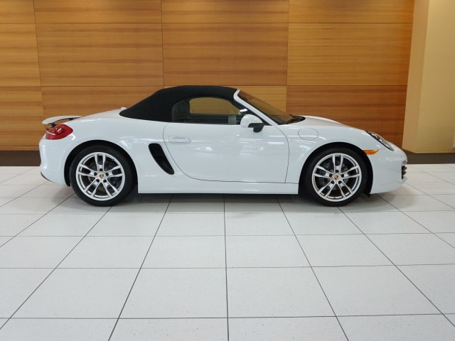 Pre-Owned 2015 Porsche Boxster Base