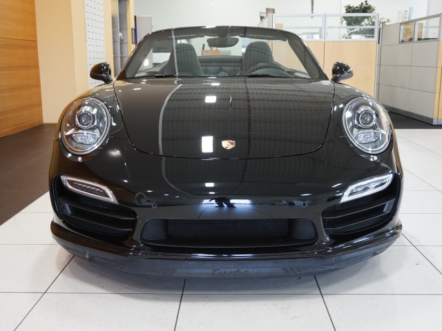 Certified Pre-Owned 2015 Porsche 911 Turbo