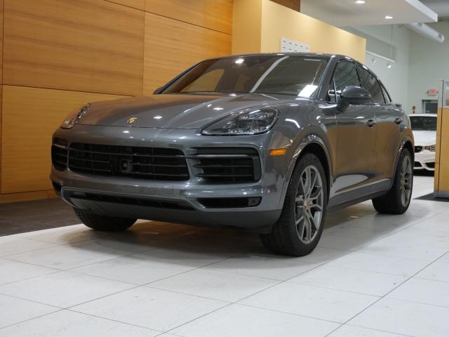 New 2020 Porsche Cayenne Coupe S