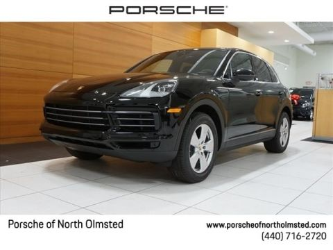 New 2019 Porsche Cayenne Base